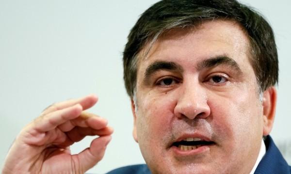 Спряха влака на Саакашвили, бил без нужните документи