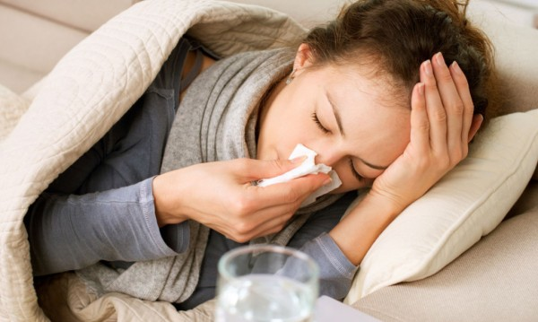Есен идва, грип настъпва с температура, отпадналост...