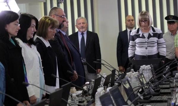 Георги Чолаков беше избран с мнозинство за шеф на ВАС