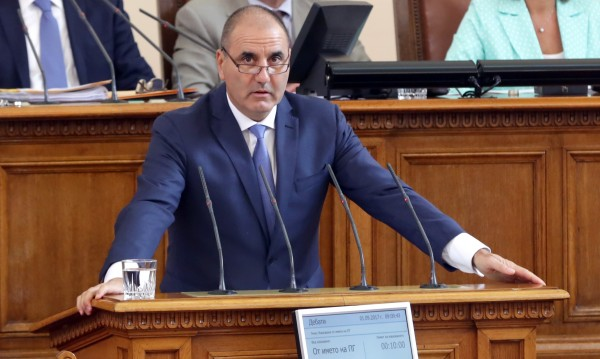 "Цветанов: Има припокриване с ""Наглите"", но е друга група"