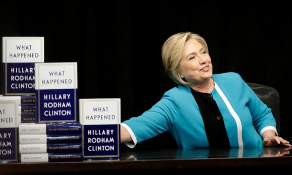 Един личен разказ за поражението – Хилари Клинтън
