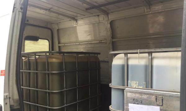 Митничари задържаха над 1600 л нелегално гориво в Русе