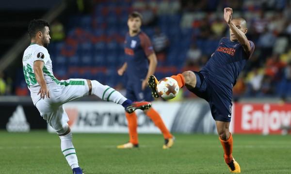 Лудогорец изигра силен мач, завърши 0:0 с Истанбул ББ