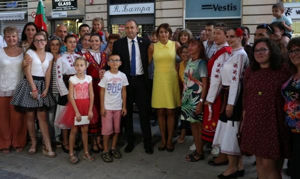 Радев към Европа: Става ли дума за миграция и сигурност – без идеализъм!