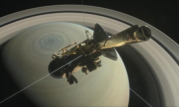 """""""Касини"""" - 20 години впечатляващо пътуване в космоса"""