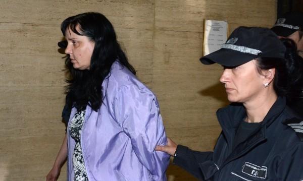 Ярост, садизъм бой... Емилия Ковачева с присъда - 18 години затвор!