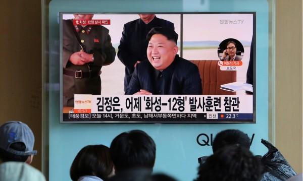 """КНДР ще търси """"равновесие"""" с военните сили на САЩ"""