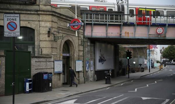 Арестуваха 18-годишен за атаката в лондонското метро