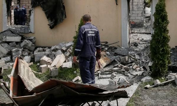 Деца загинаха при пожар в украински летен лагер