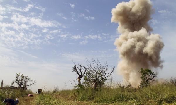 """Иран с ново оръжие: Произведоха """"бащата на всички бомби"""""""