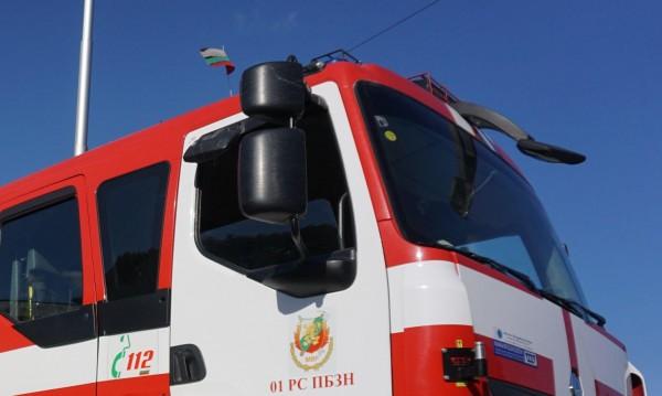 Пожар в столицата отне живота на 2-годишно дете