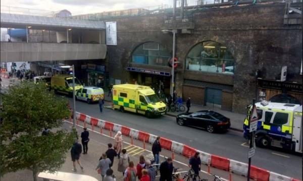 Инцидент в Лондон: Влак блъсна жена на жп гара