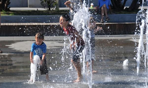 Жега през септември: Във Велико Търново живакът удари 38°C