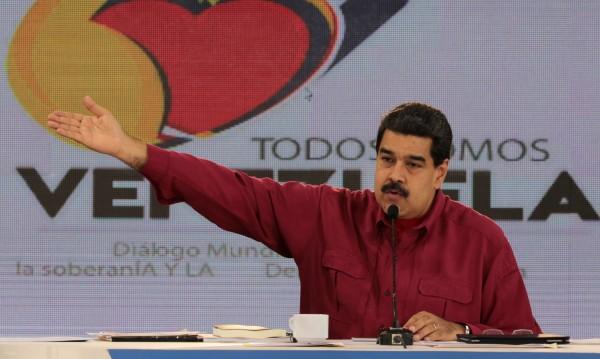 Николас Мадуро: Гледайки в огледалото, виждам... Сталин