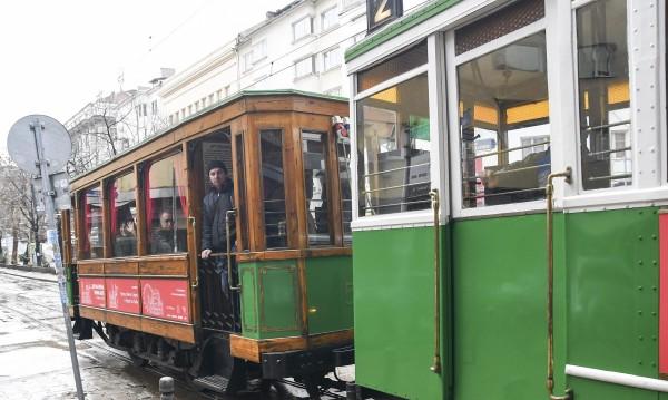 За дните на културното наследство: Ретро трамваят е отново на път