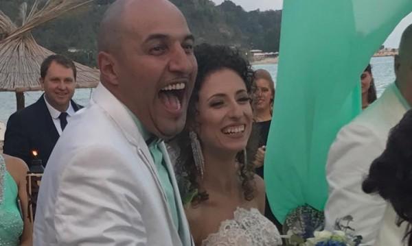 Румънеца сложи край на ергенлъка, ожени се за любимата