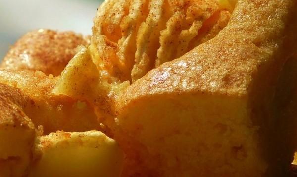 Рецептата Dnes: Ябълков пай с маслено тесто и канела