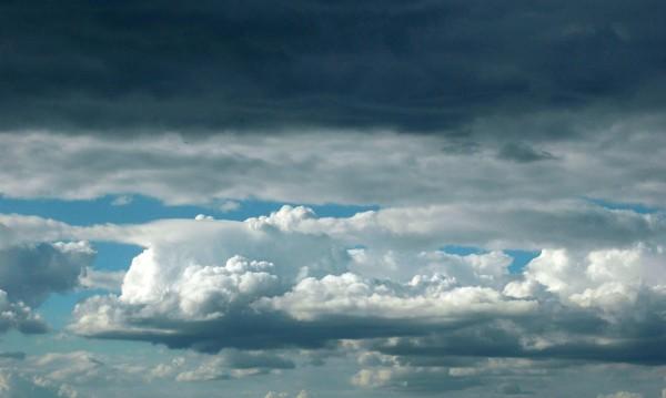 Времето се разваля: Идват облаци, дъжд и вятър