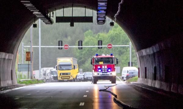 """Отварят за движение тунел """"Витиня"""" към Варна"""