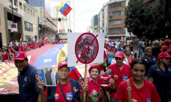 "Мадуро нарече Тръмп ""новия Хитлер"" в политиката"