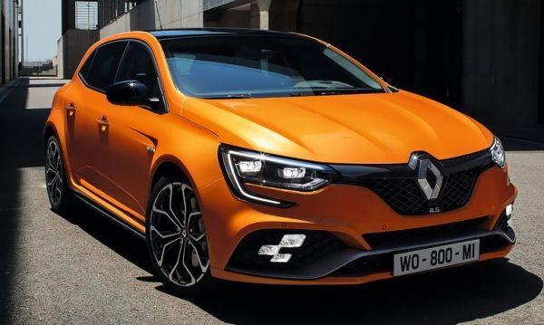 Бъдещото Renault Megane RS ще е хибрид