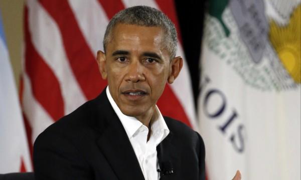 Обама осребрява опита си, припечелва на Уолстрийт