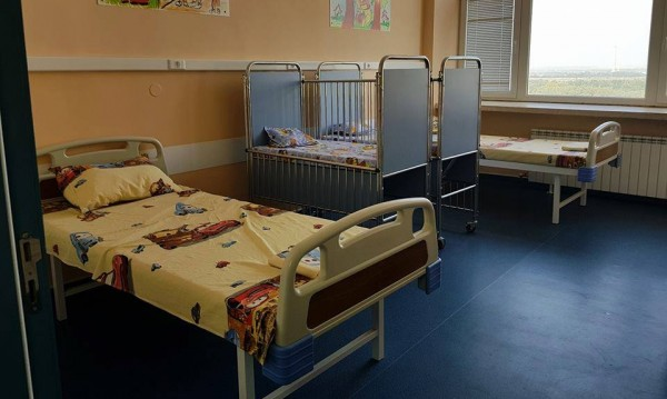 Педиатрично отделение в Русе – с помощта на Игнат Канев