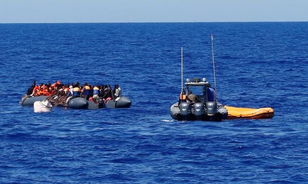 ЕС тръби: Нов канал за мигранти през Черно море