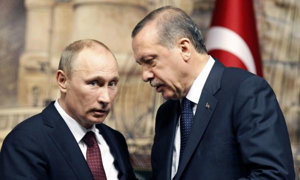 Путин и Ердоган се срещат до дни: Сирия и С-400