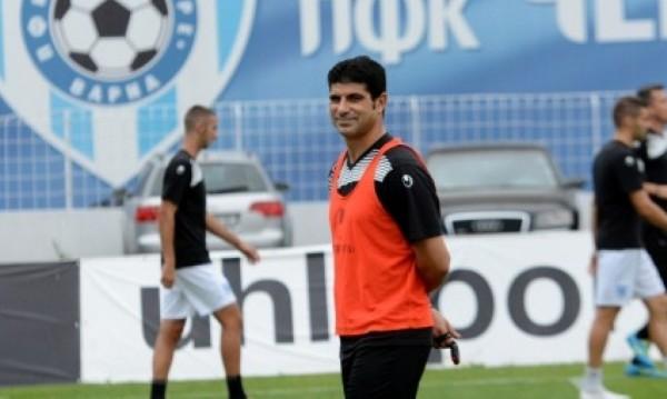 Гонзо напусна треньорския пост в Черно море