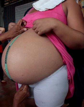 Бременност: Как се променя тялото?