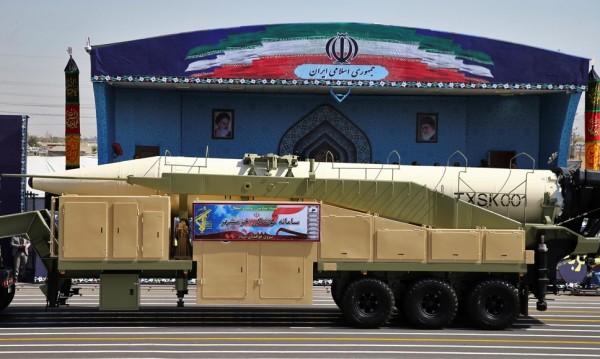 Иран е изпитал успешно новата си ракета