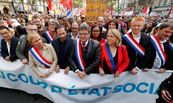 Крайнолеви – срещу трудовите реформи на Еманюел Макрон