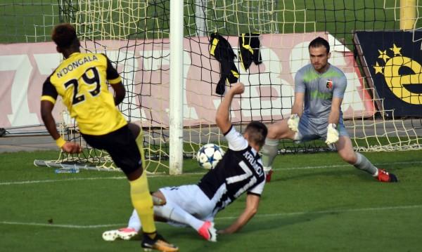 Ботев унижи Локо в дербито на Пловдив с класика