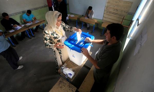В Иракски Кюрдистан гласуват за независимост