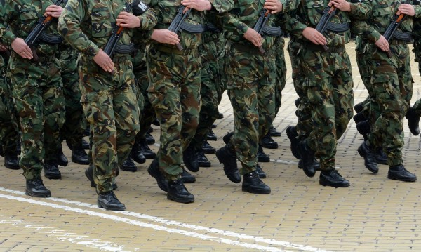 Военните полицаи тръгват на групови психотерапии