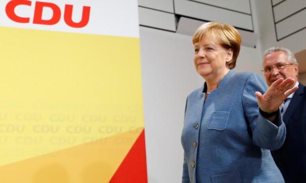 Окончателно: ХДС/ХСС на Меркел печели, но с по-слаб резултат