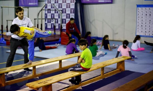 Влез в час: Научете децата да спортуват