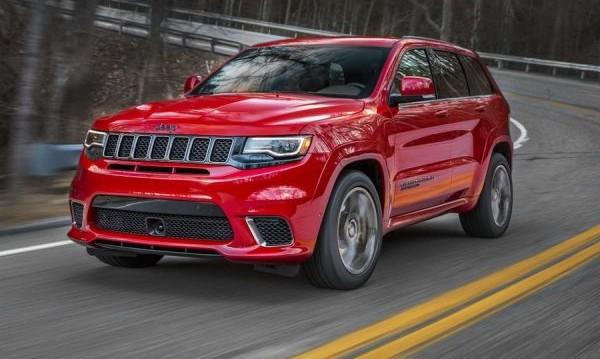 Jeep Grand Cherokee вече е най-мощният всъдеход