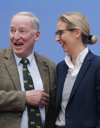 Какво загубиха двете големи партии в Германия?