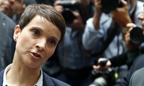 Съпредседателката на АзГ Петри напуска партията