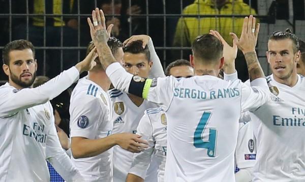 Реал с историческа победа в Дортмунд, съдиите пак на мушка