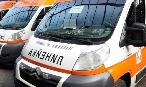 Мъж загина при катастрофа между села край Търговище