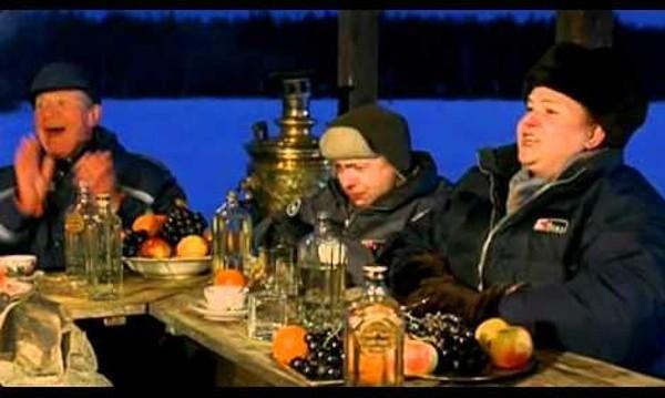 """В непознати води с """"Особености на руския национален риболов"""""""