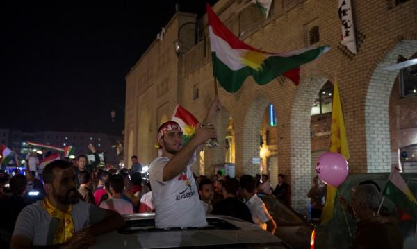 93% на референдума искат независим Иракски Кюрдистан