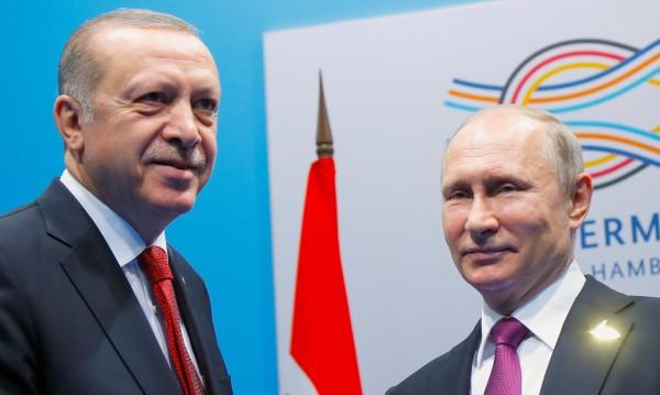 В Анкара: Путин и Ердоган си сверяват часовниците за Сирия