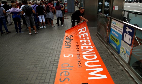 Хакери от Русия помагат на властите в Каталуния