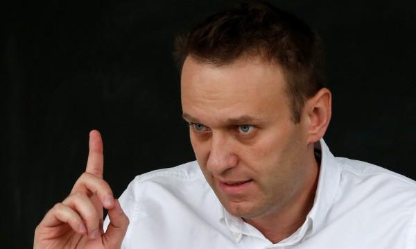 Руската полиция задържа опозиционния лидер Алексей Навални