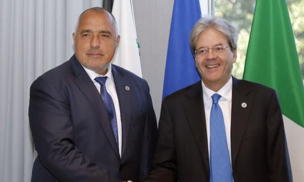 Италия: България охранява много добре границата на ЕС!