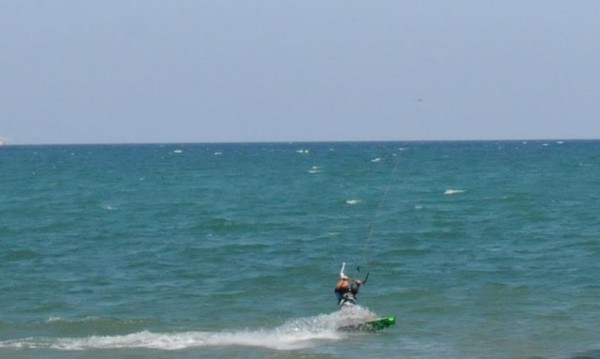 Кайтсърфист от София  се удави в залива на Ахтопол